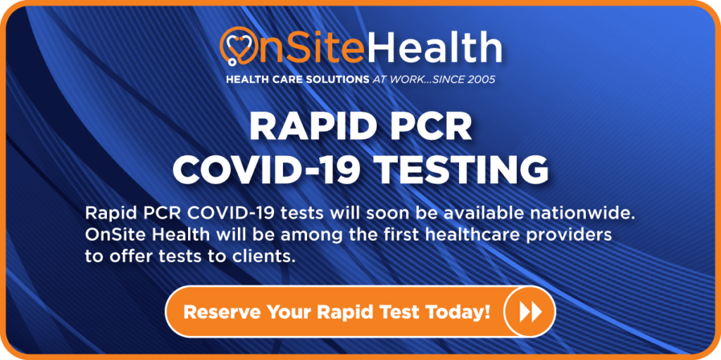 Rapid PCR Test